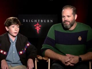 Brightburn: Jackson A. Dunn & David Denman On Jackson's Character