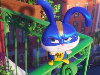 The Secret Life Of Pets 2: Snowball Shows Max His Superhero Moves