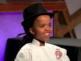 Masterchef Junior: Ivy Presents Her Final Dessert