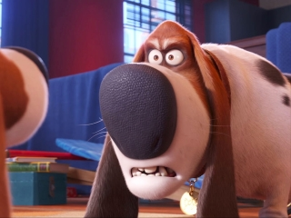 The Secret Life Of Pets 2: Character Pod-Dana Carvey/Pops