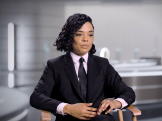 Men In Black International: Tessa Thompson On Why She Joined The Film