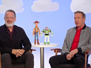 Toy Story 4: 'Best Friends 4 Ever' With Tom Hanks & Tim Allen (Behind The Scenes)