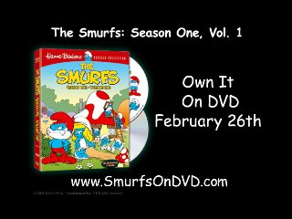 Smurfs, The: Season 1, Volume 1