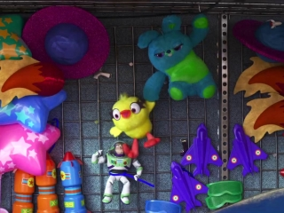 Toy Story 4: Now Playing (Spot)