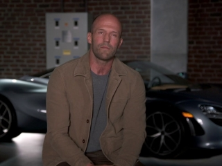 Fast & Furious Presents: Hobbs & Shaw: Jason Statham On His Character Deckard Shaw