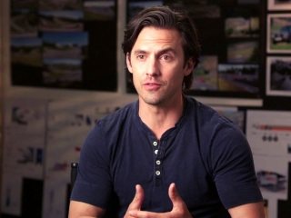 The Art Of Racing In The Rain: Milo Ventimiglia On His Character