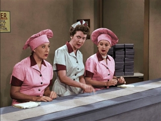 I Love Lucy: A Colorized Version: Job Switching