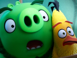 The Angry Birds Movie 2: Dance Off
