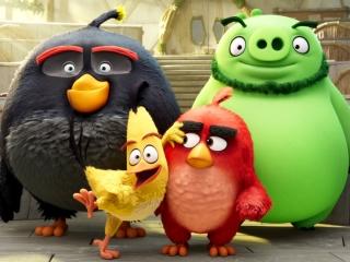 The Angry Birds Movie 2: Sup Sis