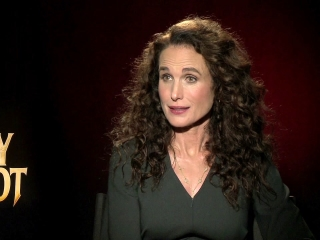 Ready Or Not: Andie MacDowell On Her Character