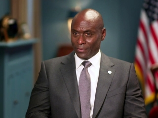 Angel Has Fallen: Lance Reddick On The Script