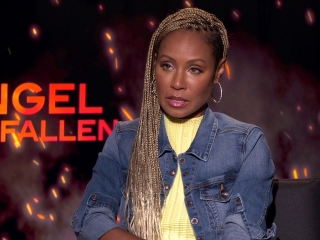 Angel Has Fallen: Jada Pinkett Smith On Her Character