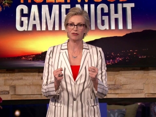 Hollywood Game Night: A Heated Battle!