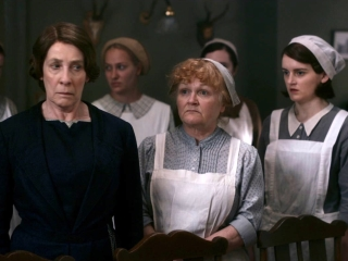 Downton Abbey: King's Page Of The Backstairs