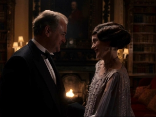 Downton Abbey: Not To An American