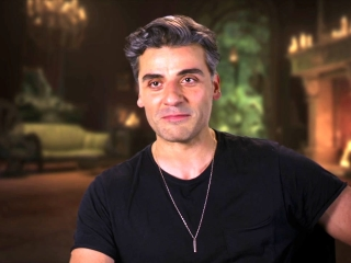 The Addams Family: Oscar Isaac On His Memories Of The Addams Family