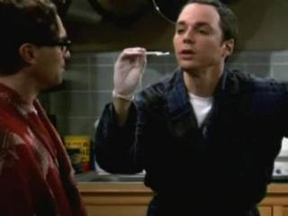 The Big Bang Theory: Pankcake