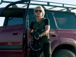 Terminator: Dark Fate: Sarah Connor (Character Featurette)