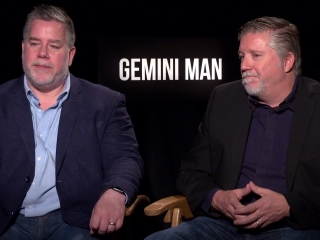 Gemini Man: Bill Westenhofer And Guy Williams On How A Digitial Is A First In Filmmaking