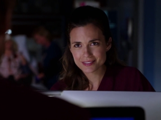 Chicago Med: Will And Natalie Butt Heads Over Who Is In Charge Of A Case