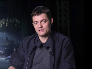 Maleficent Mistress Of Evil Sam Riley On What Diaval Has