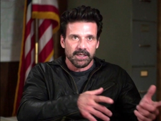 Black And Blue: Frank Grillo On His Character