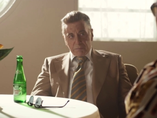 The Irishman: Al Pacino Faces Off With Stephen Graham