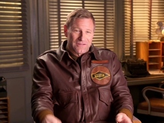 Midway: Aaron Eckhart On The Accuracy In The Details