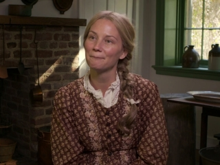 Harriet: Jennifer Nettles On Reading The Script The First Time