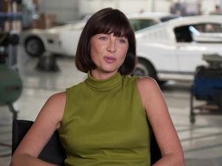 Ford v Ferrari: Caitriona Balfe On The Realism In The Story