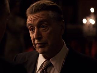 The Irishman: The Acting (Featurette)