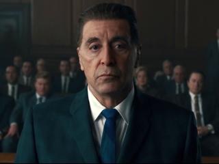 The Irishman: Al Pacino (Featurette)