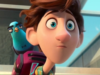 Spies In Disguise: Physics Problem