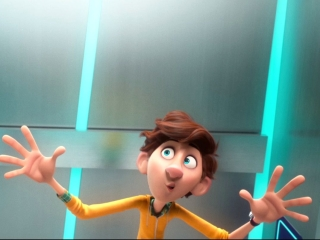 Spies In Disguise: Elevator