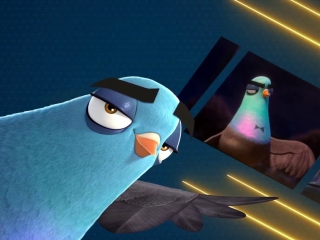 Spies In Disguise: Freak Of Nature (Lyric Video)