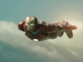 Iron Man: Deploy Flaps
