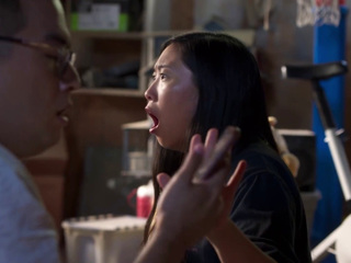 Awkwafina is Nora from Queens: When Your Dad's D-ck Goes Viral
