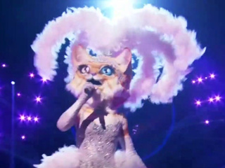 The Masked Singer: Kitty Performs Dangerous Woman
