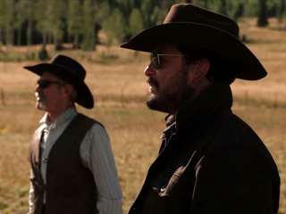 Yellowstone: I Killed a Man Today