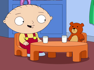Family Guy: Stewie Is Thrilled About Busy Bee