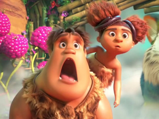 The Croods: A New Age: The Croodimals Documentary (Australia)