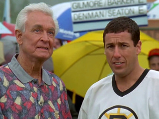 Happy Gilmore: Throwing Punches With Bob Barker