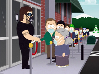 South Park: South ParQ Vaccination Special