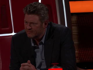The Voice: Team Blake's Cam Anthony And Connor Christian Fight It Out Through Song