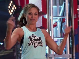 American Ninja Warrior: Lindsay Eskildsen Shows Us What Mamma Strong Looks Like