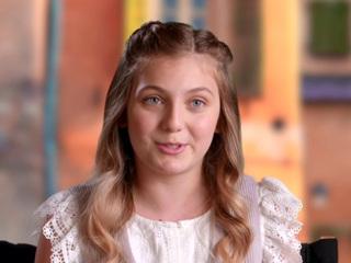 Luca: Emma Berman On Her Character 'Giulia'