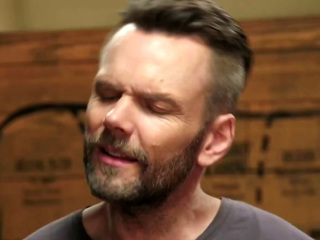 Straight Up Steve Austin: Joel Mchale Tries Raw Meat For The First Time