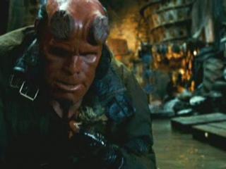who does seth macfarlane play in hellboy 2