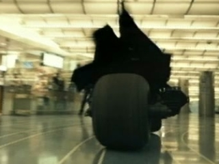 The Dark Knight: There's A Batman