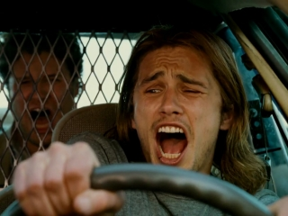 Pineapple Express: Police Chase
